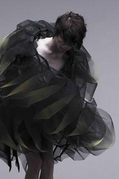 Elizabeth Delfs   Nick Fitzpatrick Collaboration for Colosoul Magazine, 2011