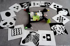 Baby Toys, Kids Rugs, Black And White, Cards, Maternity, Decor, Decoration, Kid Friendly Rugs, Black N White