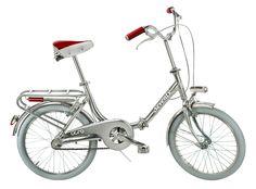 Bicycle - Cigno Seventy Rosso Montecarlo www.bernardisrl.net