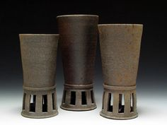 Ted Neal : Silla Style Cups with Dice