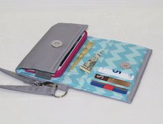 NEW STYLE TECH Cell Phone Case Wristlet iPhone Droid by Cucio, $29.95