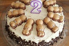 Happy Hippo (Nilpferd) Torte Happy Hippo (Nilpferd) Torte 1 The post Happy Hippo (Nilpferd) Torte appeared first on Kuchen Rezepte. No Bake Desserts, Easy Desserts, Dessert Recipes, Cake Recipes With Pictures, Hippo Cake, Torte Recipe, Food Cakes, Cake Cookies, No Bake Cake