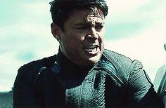 """ Karl Urban in: Star Trek Into Darkness (2013) - Dr. Leonard McCoy"""