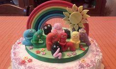 BARBAPAPA' - Cake by FRANCESCA