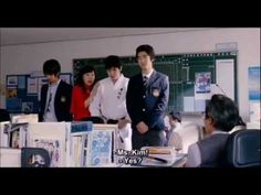 (ENG SUB HQ) Super Junior - Attack on the Pin-Up Boys / Wonder Boy MOVIE...  A mini drama but I would call mini laughter All are very cute!! Love It!!
