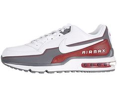 nike air max ltd white navy silver