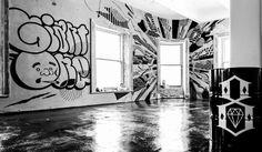 Graffiti in Melbourne (Australia)