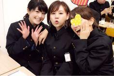 初めての学ラン|高橋真麻 オフィシャルブログ「マーサ!マーサ!タカハシマーサ!」Powered by Ameba