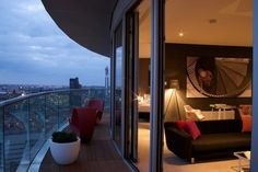 Sleep at The Rotunda's penthouse apartments. | 19 Places In Birmingham You Must Visit Before You Die