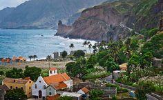 Santo Antao eiland, Kaapverdië, Kaapverdische eilanden, Cape Verde, Africa