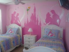 Love this princess room