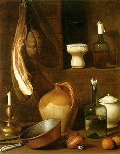 Still Life with Ham « Sifting The Past