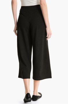 Eileen Fisher Wide Leg Crop Pants | Nordstrom