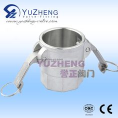 Stainless Steel Pipe Fittings: D Type Camlock (Email &Skype: export1@yuzheng-valve.com. Mobile: +86 18058723339) Stainless Steel Pipe, Stainless Steel Tubing