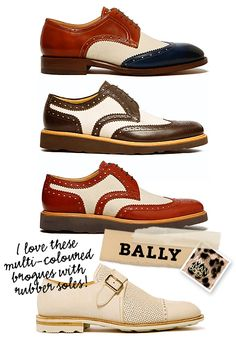 men shoes - love them all!