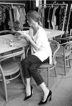 Elin Kling, Scandinavian Fashion, Minimalist Chic, Shops, Ootd, Classic Chic, Dress For Success, Casual Elegance, Everyday Fashion