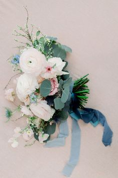 This spring wedding bouquet was so pretty with eucalyptus and wildflowers. The pastel color palette was created for the spring wedding day. Wedding Centerpieces, Wedding Bouquets, California Wedding Venues, Spring Wedding Inspiration, Destination Wedding Planner, Watercolor Invitations, Bridesmaids And Groomsmen, Outdoor Wedding Venues, Festival Wedding