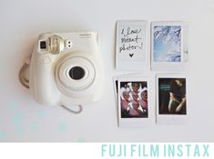 Instax camera - trying to hold out for the InstaxSHARE smartphone printer out in April