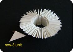 The Origami Swan is one of the most exquisite origami models which you can make. Despite the fact that you can make almost anything with enough triang 3d Origami Swan, Origami Dragon, Origami Heart, Origami Instructions For Kids, 3d Origami Tutorial, Useful Origami, Diy Origami, Origami Bookmark Corner, Origami Tattoo