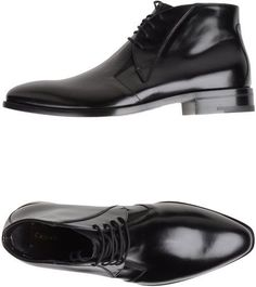 Cesare Paciotti Hightop Dress Shoe in Black for Men | Lyst