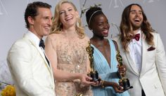 Oscar 2014: '12 Years a Slave' best picture, DiCaprio without award