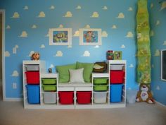 My Sons Toy Story inspired room, Toy Story room for toddlers, bespoke . Informations About My Sons Toy Story inspirierte Zimmer, Toy Story Zimmer für Kleinkind Toy Story Bedroom, Girls Bedroom, Toy Story Nursery, Pixar Nursery, Boys Bedroom Ideas 8 Year Old, Little Boy Bedroom Ideas, Boys Bedroom Storage, Boy Bedrooms, Childrens Bedroom