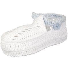 Playshoes 101011-117 – Zapatos para bebé de tela para bebé, color blanco, talla 14/15