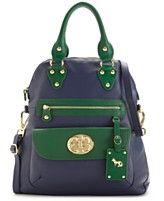 Emma Fox Handbag, Classics Large Foldover Tote