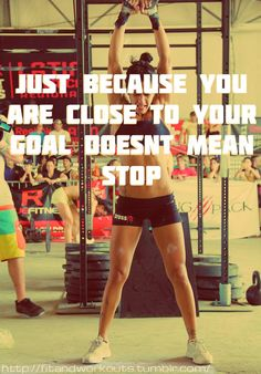 motivation - can't stop, won't stop