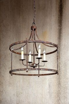 Drown your entryway, hallway, or foyer in rustic accents by