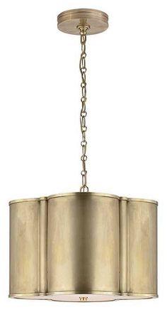 Small Basil Hanging Shade