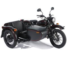 Allied Victory Sidecar Motorcycle.