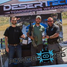 ROB WILKINSON: KING OF THE POWDER KEG  Desert Tech held its first-ever precision steel match last weekend and if you thought the winner had it easy then you haven't been paying attention. - Get the details: http://www.dtacomlink.com/rob-wilkerson-king-of-powder-keg/