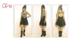 Vestido UVE High Low, Dresses, Fashion, Dress, Spring Summer, Vestidos, Moda, Fashion Styles, The Dress