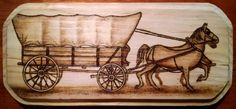 About 4 x 10 inches - pine.