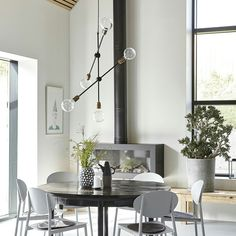 Molecular lampe fra Housedoctor