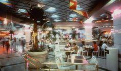 Burbank Mall Food Court Open