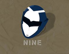 Zankyou no Terror fan art, character symbols part 4, Nine