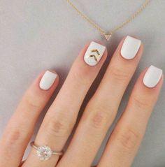 Gold&White