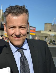 Rupert Graves...... is good at football and has five children.