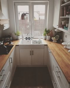 10 trend inspirations for the kitchen design - Home Fashion Trend Kitchen Room Design, Home Decor Kitchen, Interior Design Kitchen, Kitchen Furniture, New Kitchen, Home Kitchens, Small Modern Kitchens, U Shaped Kitchen, Küchen Design