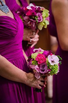 bridal bouquet; via Tantawan Bloom
