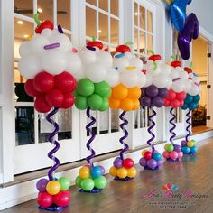 Balloon Decor Gallery | Ava Party Designs Your SEO optimized title