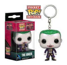 Pocket Pop! Keychain: Suicide Squad - The Joker