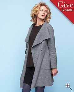 Eileen Fisher - This entire outfit . So perfect, so expensive!