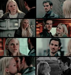 """""""It's you"""" / Killian has this talent of making me sob in pain with such a few words... No wonder why Emma fell for him."""
