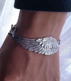 "Boho Casual Angel bracelet on Etsy. Also ""no longer available"", but saving to check for it in the future!"
