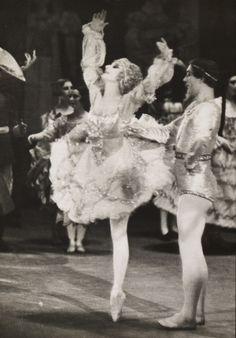 anna pavlova fairy doll -