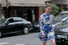 flower street style - Google Search