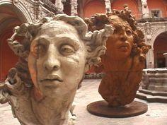 Javier Marín, escultor mexicano se presenta en Roma - Cultura Colectiva - Cultura Colectiva
